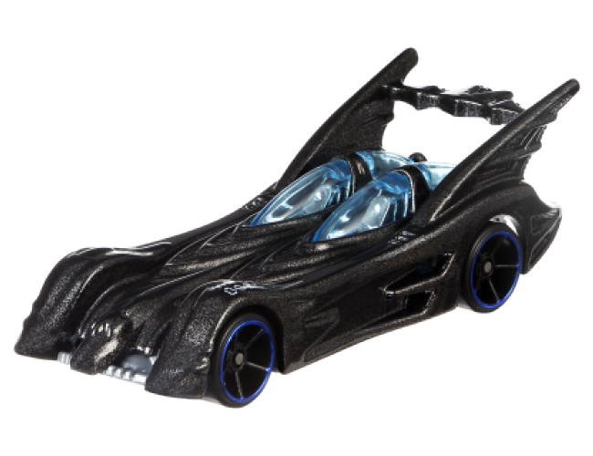 Autko Batman - Batmobil 2 Hot Wheels FKF36 / FKF38
