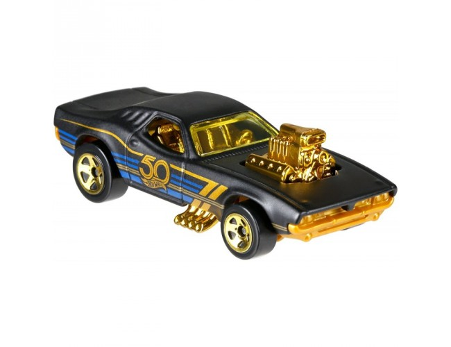 Autko na 50-lecie - Rodger Dodger Hot Wheels FRN33 / FRN36