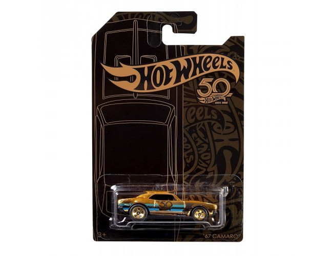Autko na 50-lecie - '67 Camaro Hot Wheels FRN33 / FVJ36