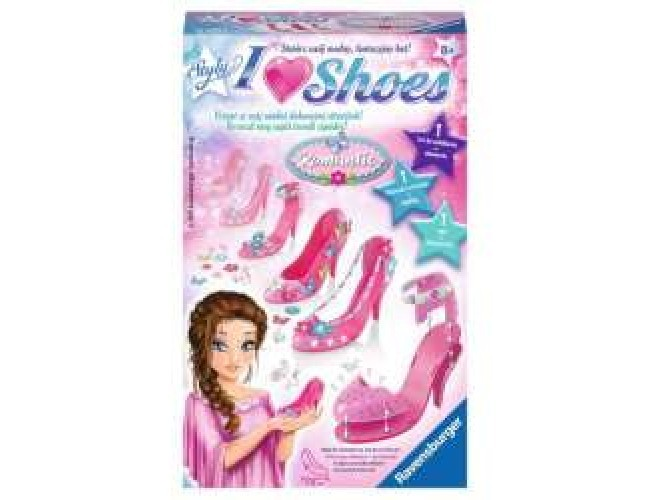 I Love Shoes Mini- Romantyczne iLLooms 182251