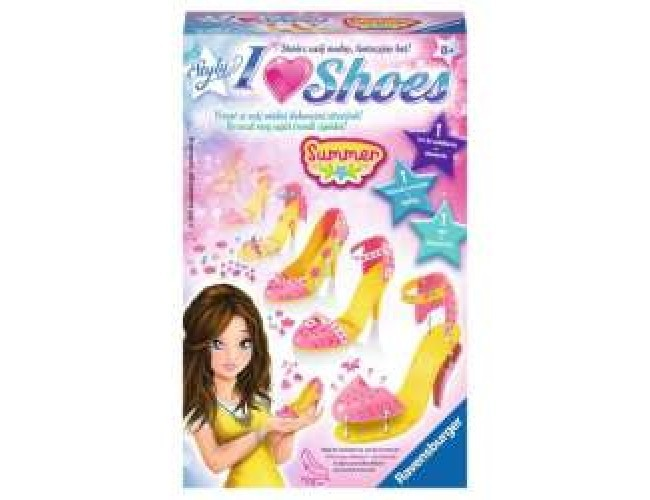 I Love Shoes Mini- Lato iLLooms 182268