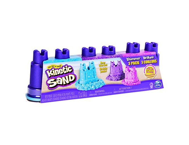 Metaliczny MultiPak Kinetic Sand 6038015