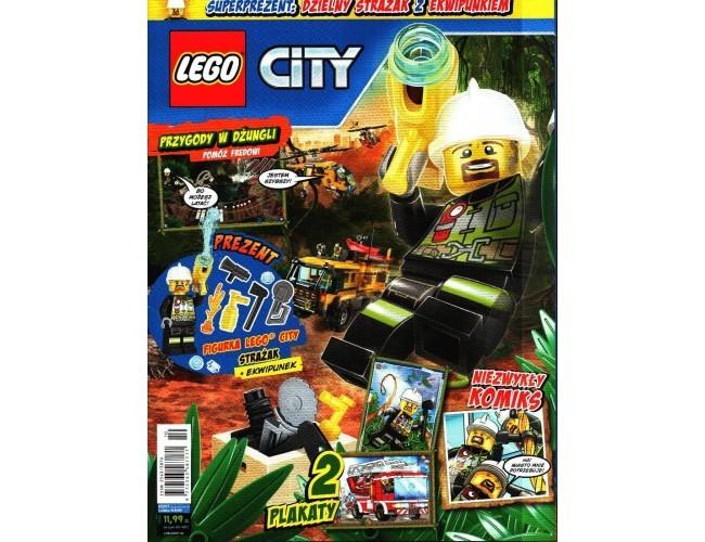 Lego City Magazyn Lego City Media Service Zawada Sklep Z Zabawkami