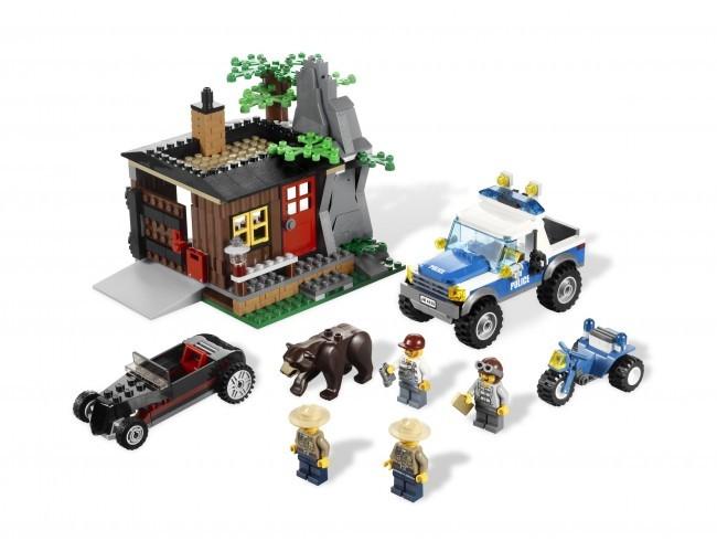 Lego City Kryjówka Rabusiów Lego Sklep Z Zabawkami łódź