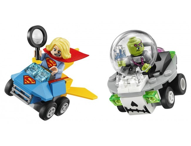 Supergirl™ vs. Brainiac™ LEGO DC Super Heroes 76094