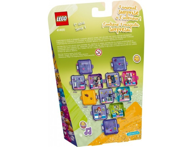 Kostka do zabawy Andrei LEGO Friends 41400
