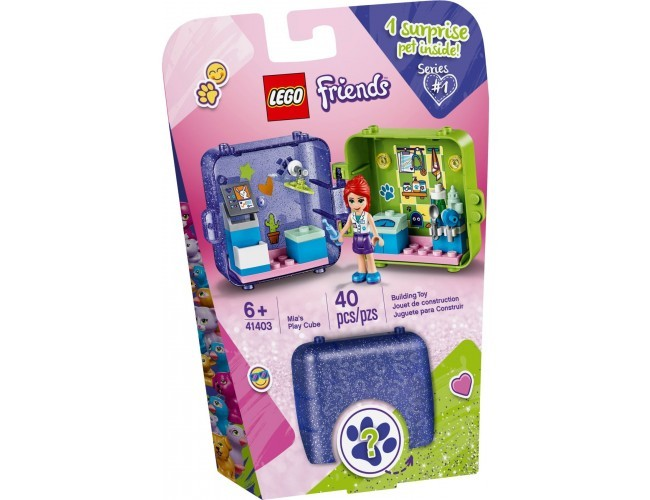 Kostka do zabawy Mii LEGO Friends 41403
