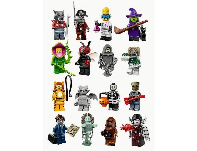Lego Minifigurki Minifigurki Lego Seria 14 Lego Sklep Z