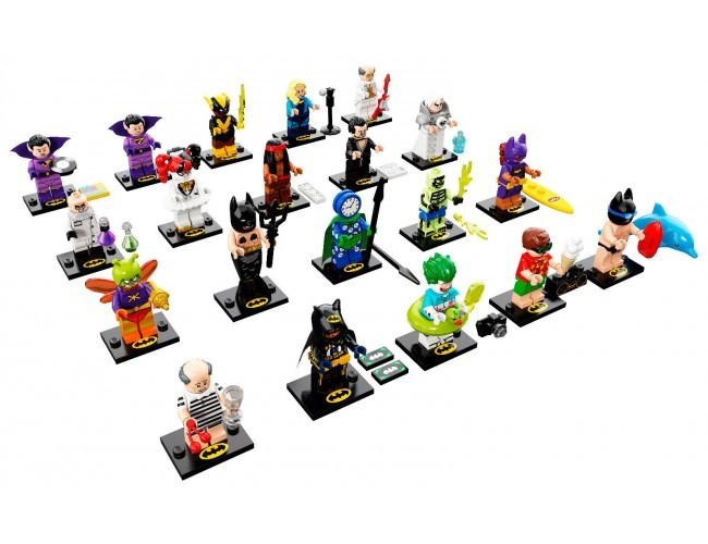 Minifigurki LEGO® Batman Movie seria 2 LEGO Minifigurki 71020