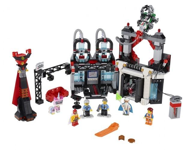 Lego Movie Kryjówka Lorda Businessa Lego Sklep Z Zabawkami łódź