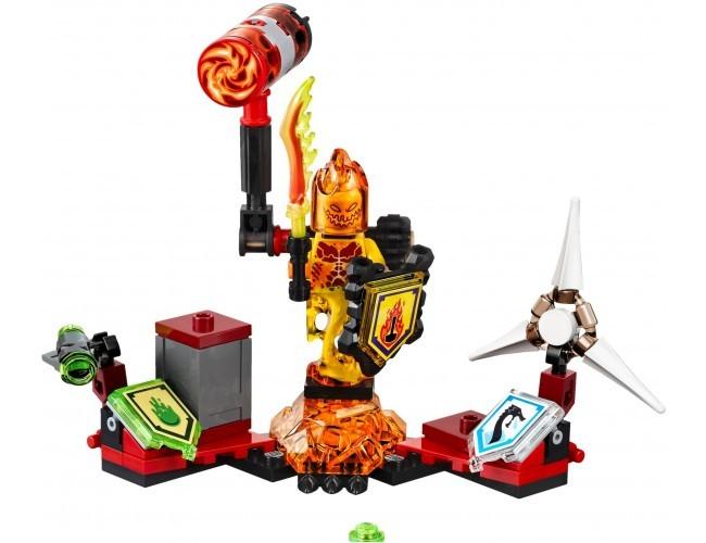 Lego Nexo Knights Flama Lego Sklep Z Zabawkami łódź