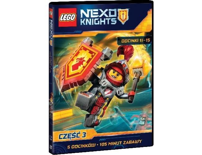 Lego Nexo Knights Część 3 Odcinki 11 15 Lego Nexo Knights