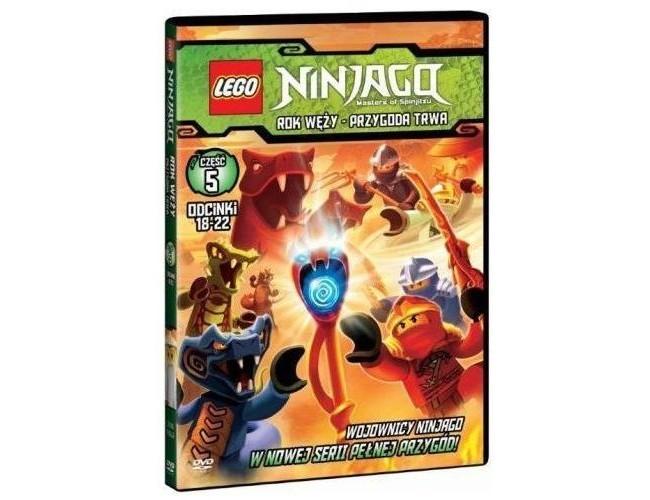 Lego Ninjago Rok Węży Przygoda Trwa Część 5 Sklep Z Zabawkami łódź