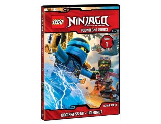 Lego Ninjago Podniebni Piraci Część 1 Odcinki 55 59 Galapagos