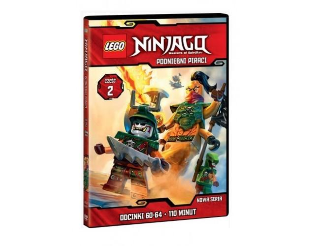 Lego Ninjago Podniebni Piraci Część 2 Odcinki 60 64 Galapagos