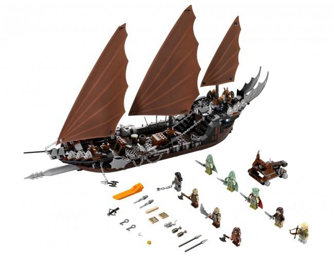 Lego Władca Pierścieni Zasadzka Na Statku Pirackim Lego Sklep Z