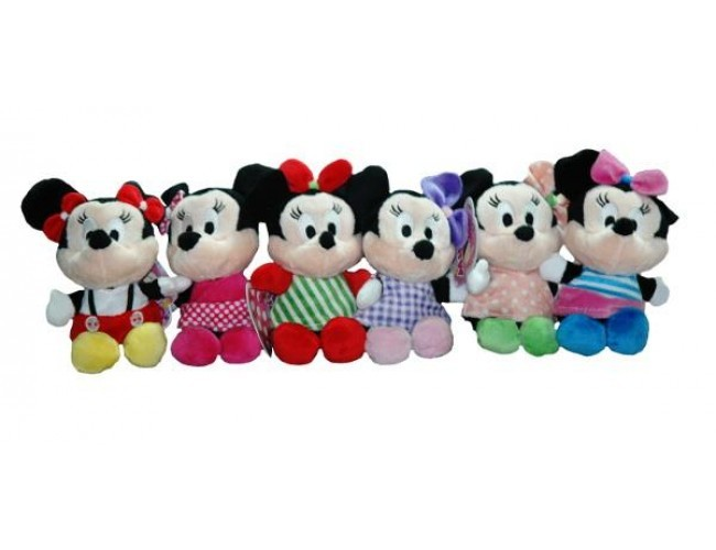 Myszka Minnie 10 cm Minnie Mouse 13505