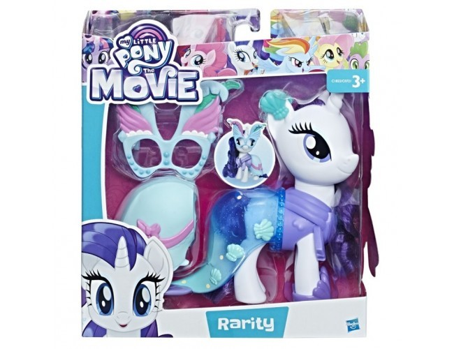 Kucykowa Dama - Rarity My Little Pony C0721 / C1822