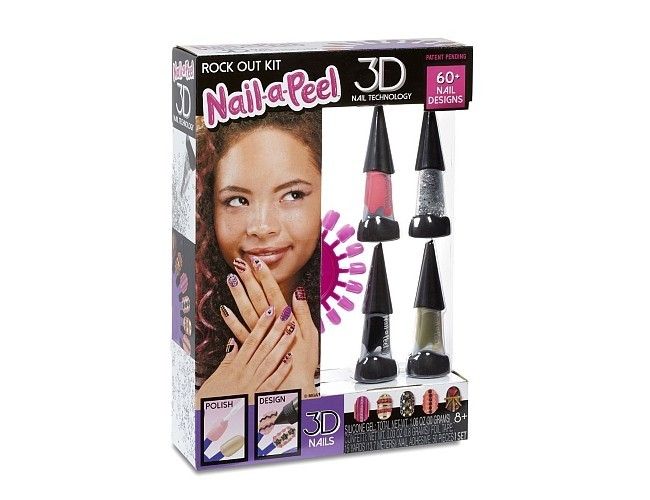 3D Nail Technology Nail-a-Peel 549475