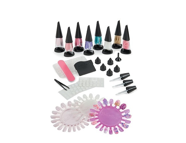 Color Kit Deluxe Nail-a-Peel 549482