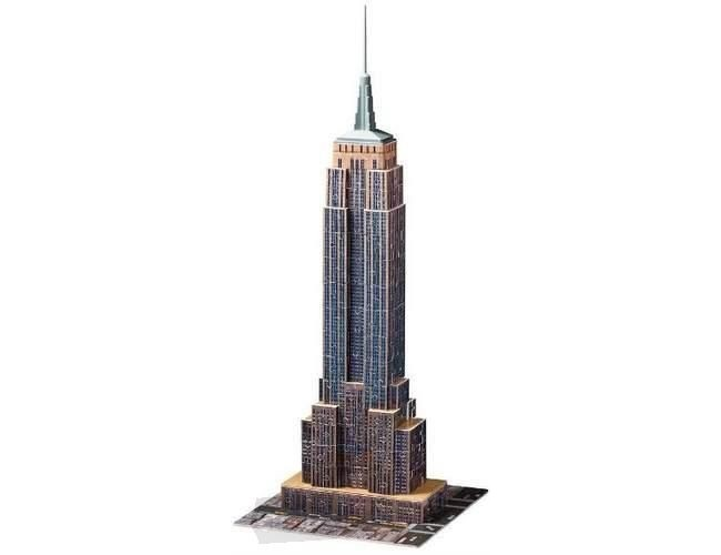 Empire State Building Puzzle 125531