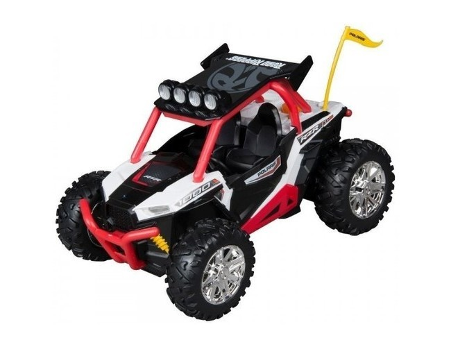 Off-Road Rumbler - Red Polaris Rzr Road Rippers 41202