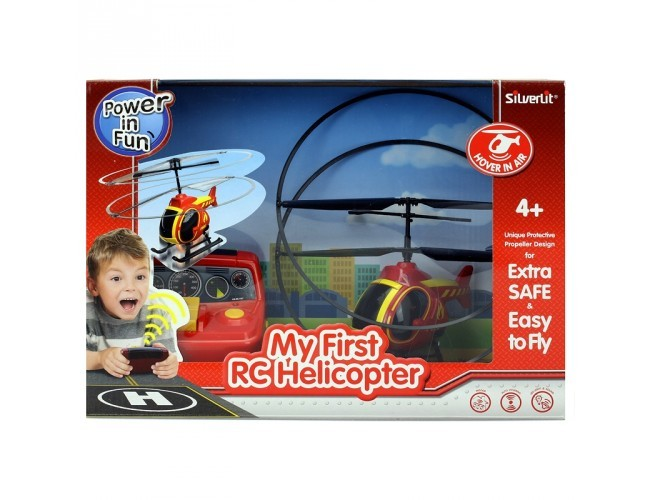 My First Rc Helicopter Silverlit S 84703