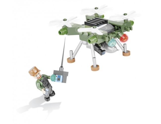 Dron bojowy Small Army 2151