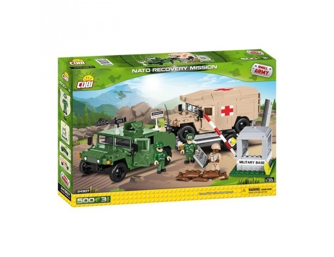 HUMVEE ACTION Small Army 24307