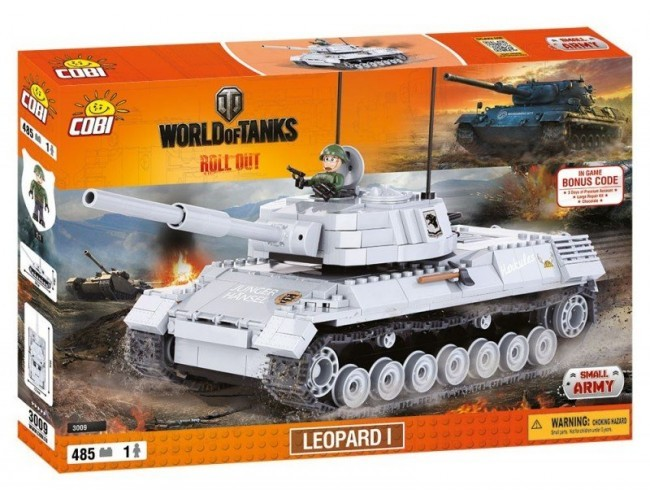 Leopard I Small Army 3009