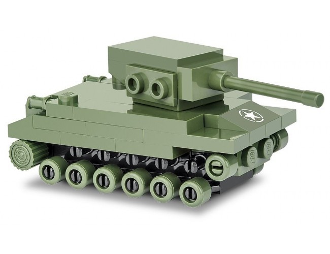 Czołg M46 Patton Nano Small Army 3027