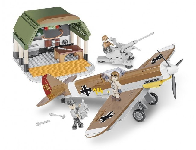 Messerschmitt Bf 109 - African Mission Small Army 5544