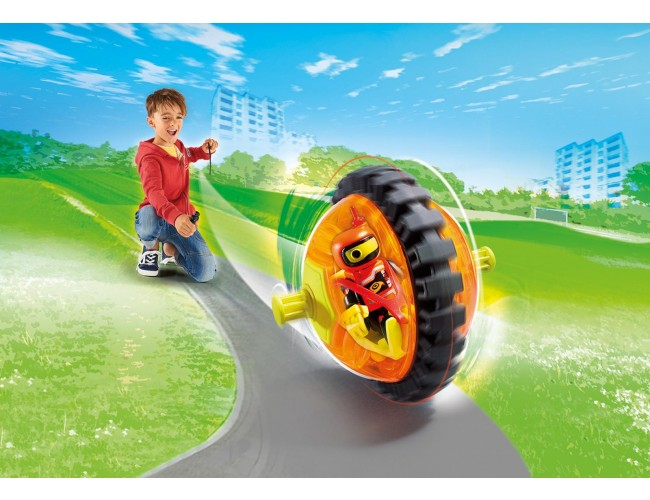 "Speed Roller ""Orange"" Sports & Actions 9203"