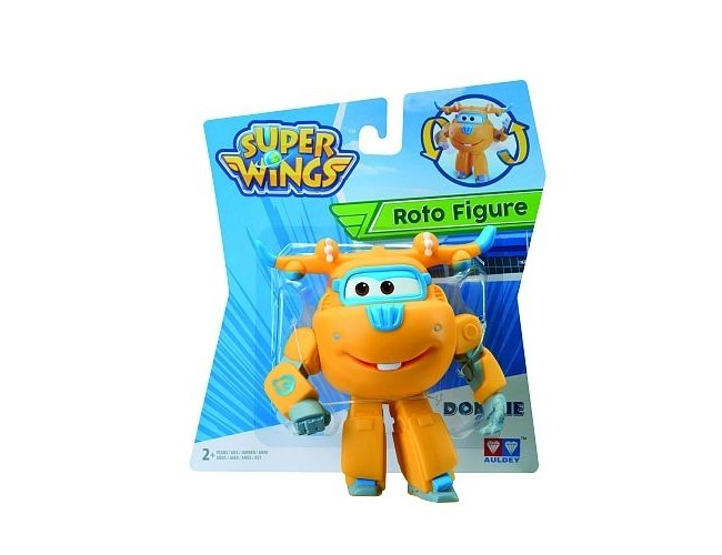 Figurka z ruchomymi elementami - Donnie Super Wings AL-710002