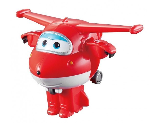 Figurka transformująca - Jett Super Wings AL-710010