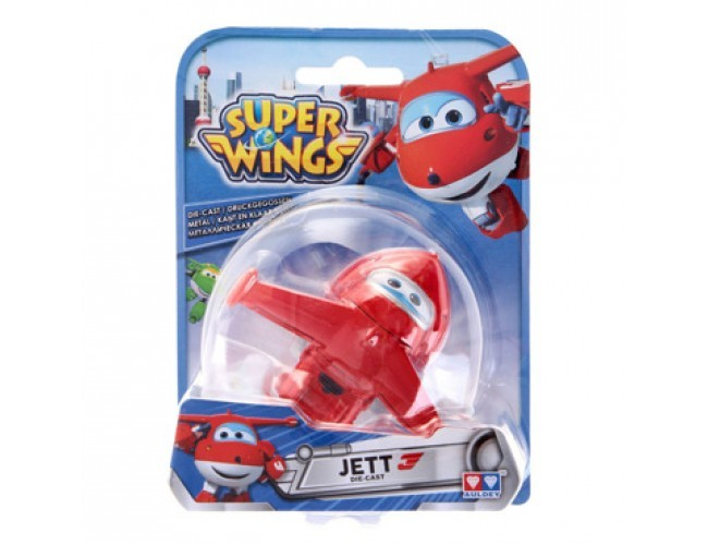 Mały pojazd - Jett Super Wings AL-710011