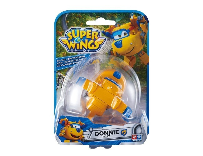 Mały pojazd - Donnie Super Wings AL-710012