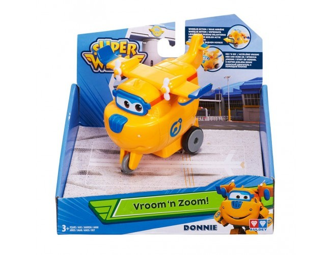Pojazd - Donnie Super Wings AL-710120
