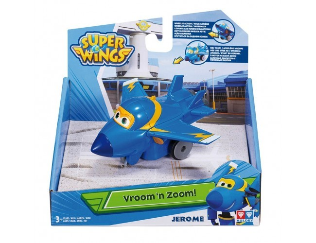Pojazd - Jerome Super Wings AL-710130
