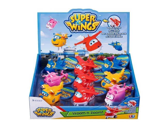 Pojazd Super Wings AUL-710111