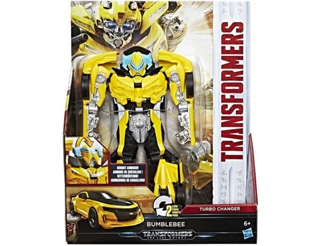 Turbo Changer - Bumblebee Transformers C0886 / C1319