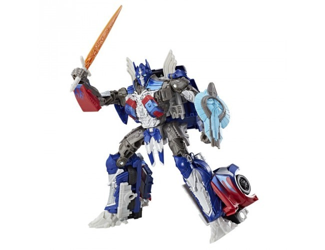 Voyager Optimus Prime Transformers C0891 / C1334